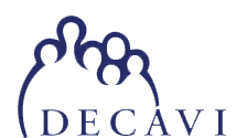 Logo Decavi